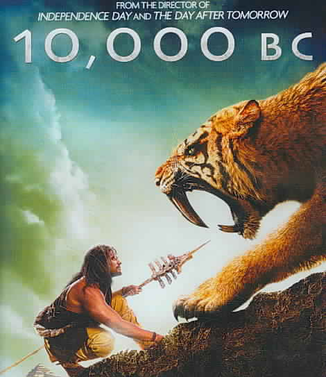 10,000 BC BY BELLE,CAMILLA (Blu-Ray)